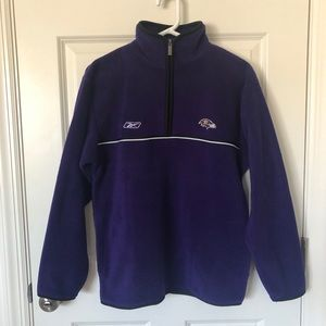 Reebok Ravens Fleece